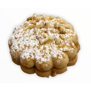 Biscotti Granella ripieno di nutella