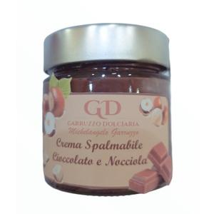 Crema Spalmabile Cioccolato e Nocciola