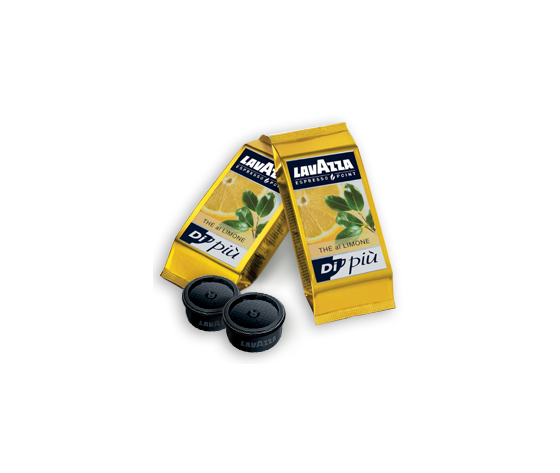 LAVAZZA ESPRESSO POINT THE LIMONE 50 cialde