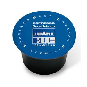 LAVAZZA BLUE DEK 100 cialde