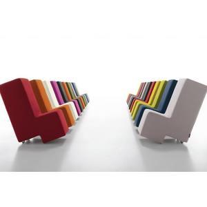 Poltrona in tessuto diversi colori