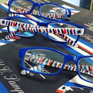 Occhiali vista con lenti graduate Sampdoria