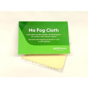 Opto No Fog Cloth