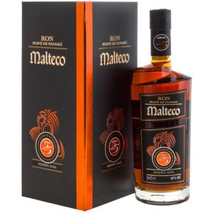 Malteco - Ron 25 Años cl 70