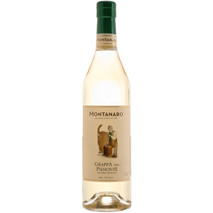 Montanaro - Grappa del Piemonte di Pura Vinaccia cl 70