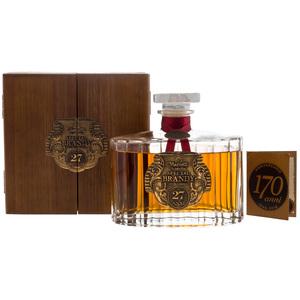 Mazzetti D'Altavilla - Brandy 27 anni cl 70