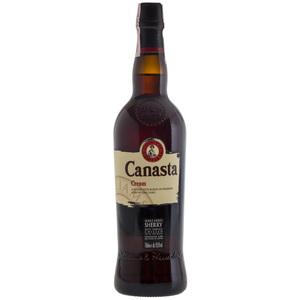Williams Humbert - Canasta Cream Sherry cl 75