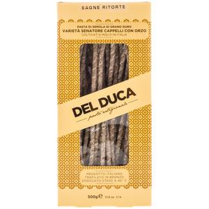 Del Duca - Sagne Ritorte Pasta di Semola di Grano Duro Pasta Artigianale  gr 500