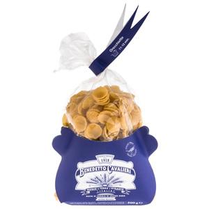 Benedetto Cavalieri - Orecchiette Pasta di Semola di Grano Duro Pasta Artigianale gr 500