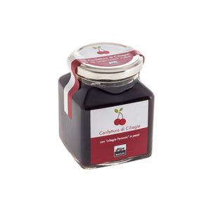 """Maglio - Confettura di Ciliegie con """"Ciliegie Ferrovia"""" in pezzi gr 340"""