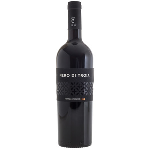 Terrecarsiche 1939 - Nero di Troia Puglia IGT Rosso 2018 75cl