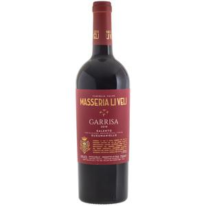Masseria Li Veli - Garrisa Susumaniello Salento IGT Rosso 2019 75cl