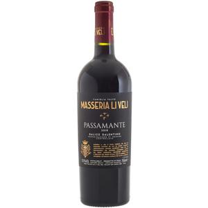 Masseria Li Veli - Passamante Salice Salentino DOC Rosso 2019