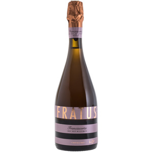 Fratus - Franciacorta Brut Rosé Millesimato Vino Biologico DOCG 2013 75cl