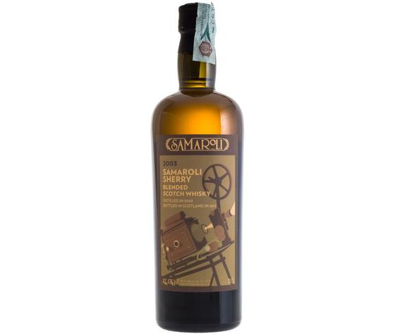 Samaroli sherry 1
