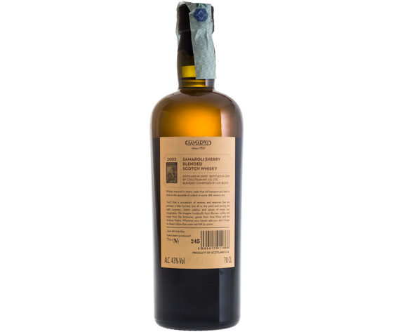 Samaroli sherry 2