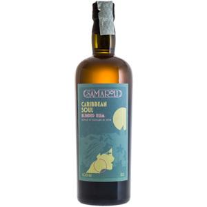 Samaroli - Caribbean Soul Blended Rum Ed. 2018 cl 70