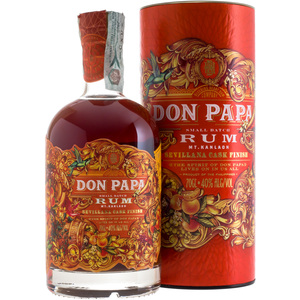 Don Papa - Small Batch Rum Sevillana Cask Finish cl 70