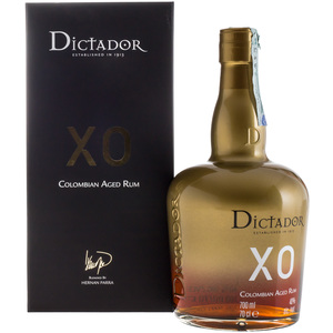 Dictador XO - Colombian Aged Rum 70cl