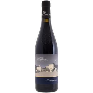 Vallone - Castel Serranova Salento IGP Rosso 2014 cl 75