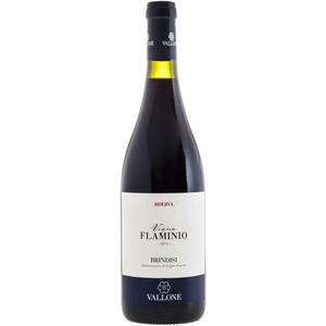 Vallone - Vigna Flaminio Brindisi Riserva DOP Rosso 2014 cl 75