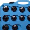 Set 28 pz chiavi per filtri olio art.%c3%b90018 30