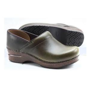 Dansko Professional Green