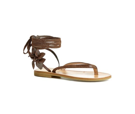 Sandalo CalìColore Infradito Con Alla Tortora Caviglia Jem Laccio 5RLA4j