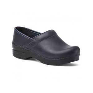 Dansko Professional Blueberry Oiled Blu opaco