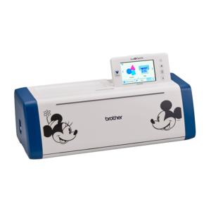 Macchina da taglio  con scanner Brother Scanncut Disney SDX2200 (nuovo modello) compreso Rullo di Trasporto