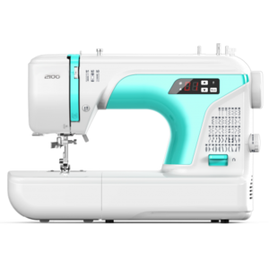 Effeci 2100AT Macchina per cucire elettronica domestica