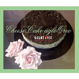 CHEESE CAKE AGLI OREO  diam cm.24
