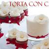 Cupcakes bianchi e torta