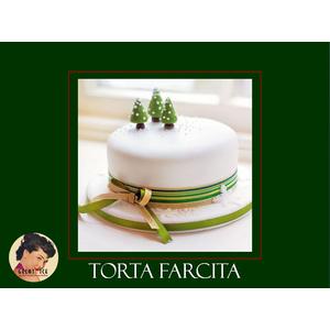 TORTA FARCITA DI PASTA DI ZUCCHERO