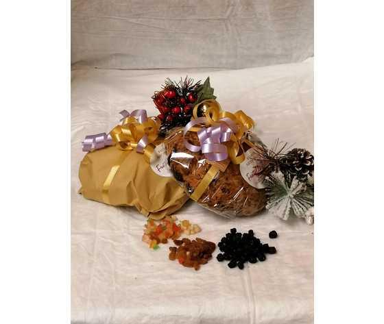 Pandolce frutti bosco  cioccolato e canditi
