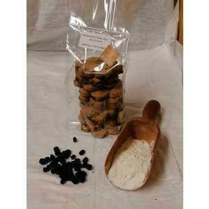Canestrelli ai frutti di bosco e cioccolato