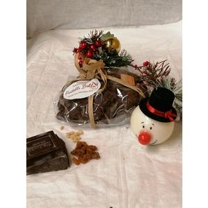 Pandolce Artigianale ricoperto al Cioccolato 250gr