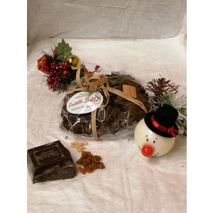 Pandolce Artigianale ricoperto al Cioccolato 500gr