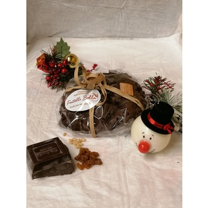 Pandolce Artigianale ricoperto al Cioccolato 750gr