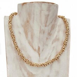Collana girocollo artigianale made in Italy