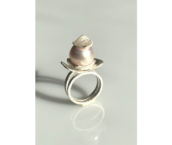Anello pearl