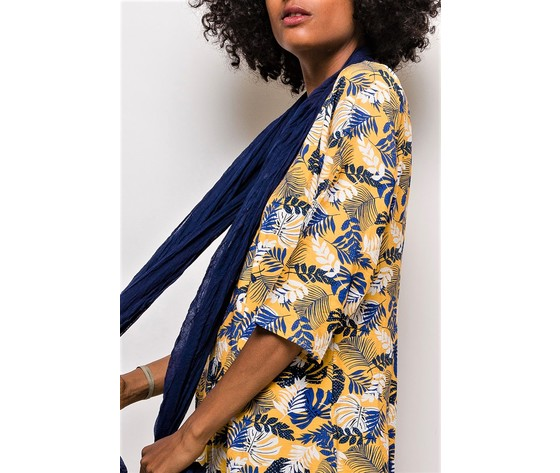 For her paris robe imprimee105 yellow 2 %281%29