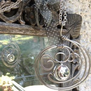 Chiama Angeli, Amore e Amicizia, collana creata e realizzata a mano, anallergica