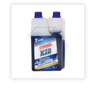 Olio miscela sintetico 1L con dosatore