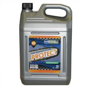 Olio minerale protettivo per catena 5L