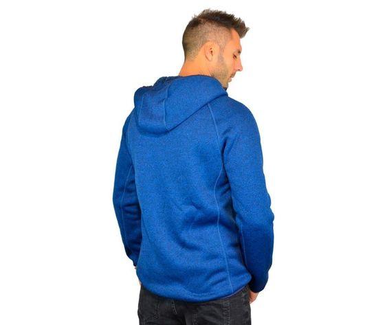 Scuola nautica italiana felpa uomo bounded nanuk 919260 blu cobalto blu cobalto particolare 1