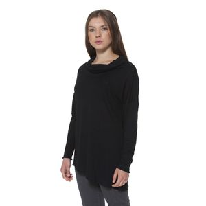 FRED PERRY T-SHIRT MANICHE LUNGHE Donna