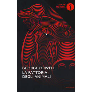 LA FATTORIA DEGLI ANIMALI di George Orwell (Mondadori)