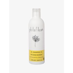 Shampoo Riflesso Biondo con Camomilla e Rabarbaro