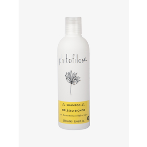 Shampoo Riflesso Biondo con Camomilla e Rabarbaro 1000ml